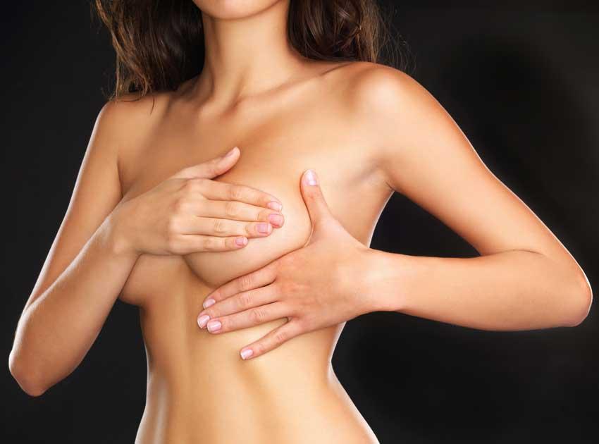 Brustvergroesserung mit Eigenfett durch Dr. med. Henning Ryssel in Mannheim.