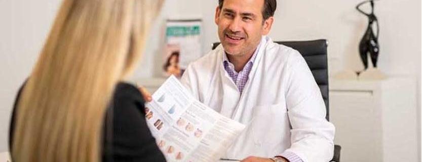 Brustvergrößerung Brustkrebs / Dr. med. Henning Ryssel