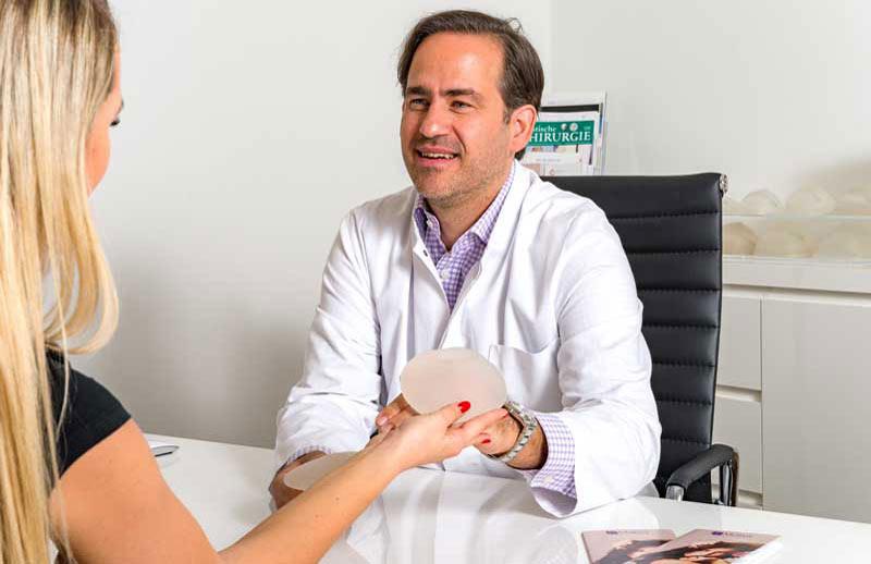 B-Lite Implantate: Beratung zur Brustvergrößerung